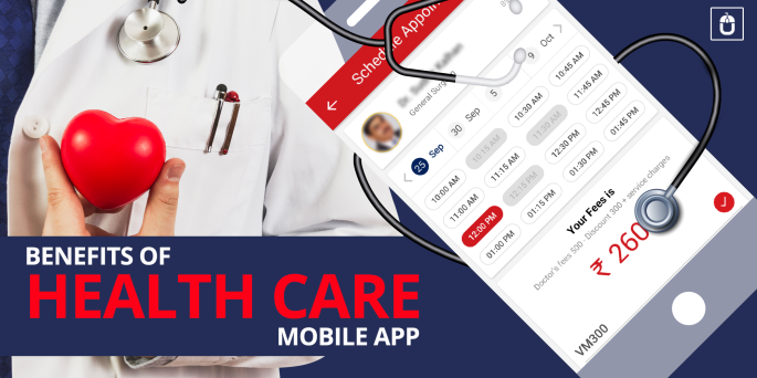Benefits of health care mobile app
