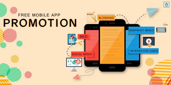 FREE MOBILE APP PROMOTION