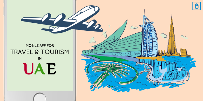 Mobile App For Travel & Tourism In UAE