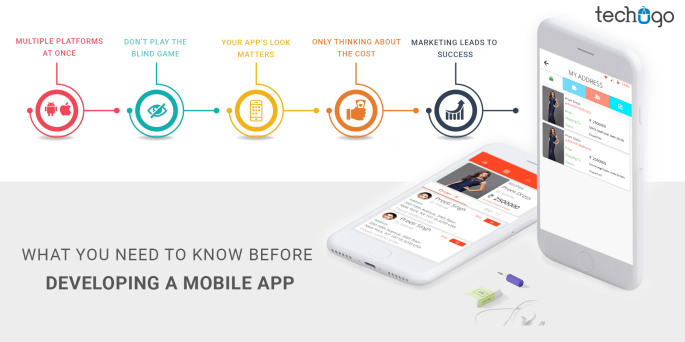 WHAT YOU NEED TO KNOW BEFORE DEVELOPING A MOBILE APP